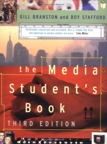 The Media Student's Book: Third Edition