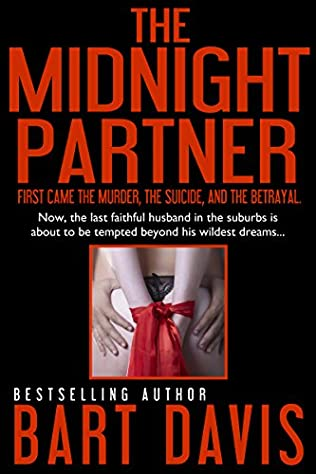 book cover of The Midnight Partner