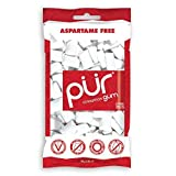 Pur Gum Cinnamon, 55-Count (Pack of 3)