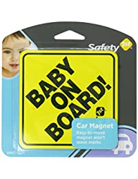 Safety 1st Baby On Board Sign Magnet BOBEBE Online Baby Store From New York to Miami and Los Angeles