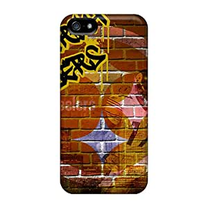 New Arrival Cases Covers With EaJ14741gYoc Design For Iphone 5/5s- Pittsburgh Steelers