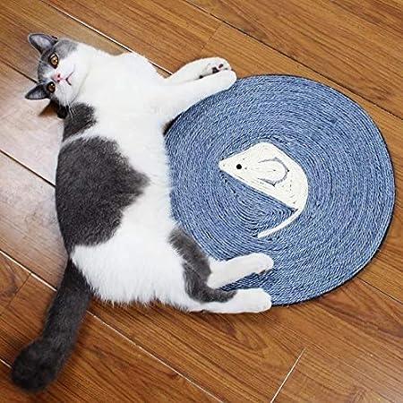 BOU Felpudo de rascadores para los Gatos: Amazon.es: Productos para mascotas
