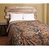 Reversible Down Alternative Camouflage Comforter by ExceptionalSheets, Twin/Twin XL, Tan