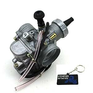 Carburador Mikuni 28mm para 125cc, 150cc, 160cc, 200cc, 250cc, para motos Yamaha Blaster 200YFS200 DT175 YZ80 TTR125, de la marca Stoneder