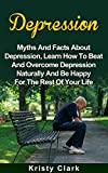 Bargain eBook - Depression   Myths And Facts About Depression