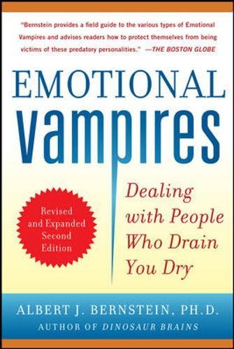 Emotional Vampires Dealing People Drain product image
