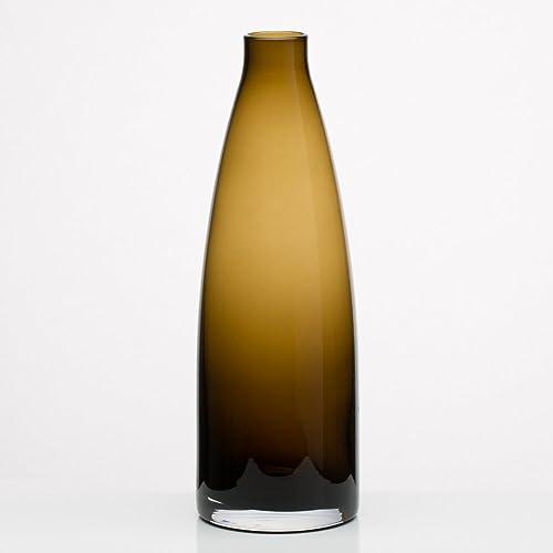 Richland Francesca Vase Amber Set of 24