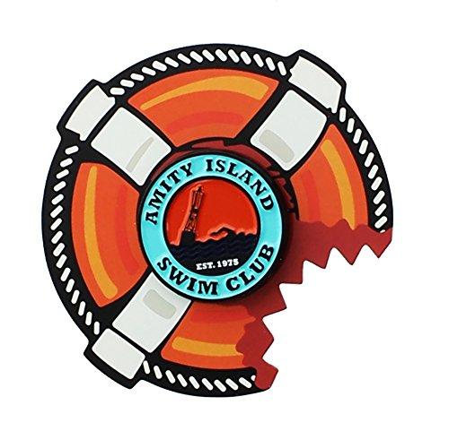 ub (Jaws) Enamel Collector Pin (Club Enamel Pin)