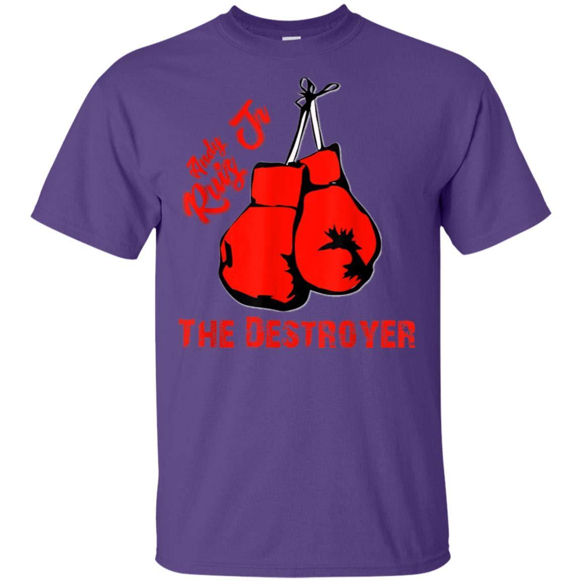 S Andy Ruiz Jr The Destroyer Boxing Tshirt