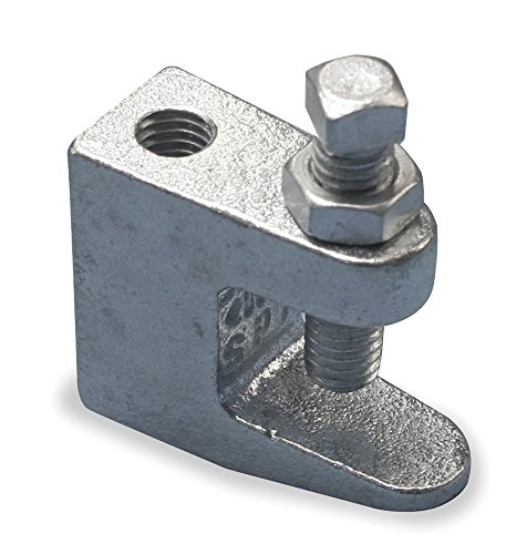Beam Clamp, 1/2 IN Rod Size (Caddy Beam Clamps)