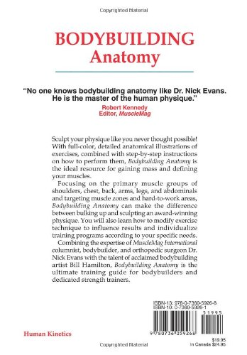 anatomy for bodybuilding book pdf