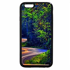 iPhone 6S / iPhone 6 Case (Black) THE SERPENT ROAD