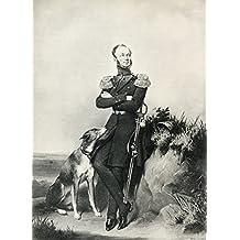 Ken Welsh / Design Pics – William Ii Willem Frederik George Lodewijk Van Oranje-Nassau 1792 To 1849. King Of The Netherlands Grand Duke Of Luxembourg And Duke Of Limburg. From Geschiedenis Van Nederland Published 1936. Photo Print (60.96 x 86.36 cm)