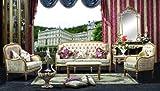 George Versailles classic traditional Furniture Living Room Set AF3L