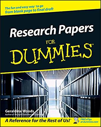 Term papers for dummies