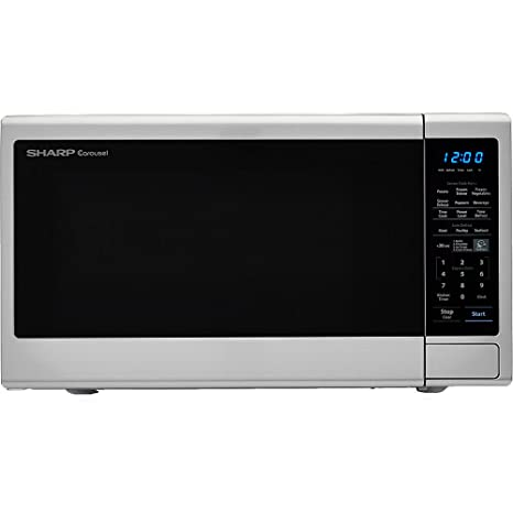 Amazon.com: Carrusel 1,8 CU. FT. 1100 W Countertop Horno de ...