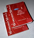 2007 Ford F-150, Lincoln Mark LT Workshop Manuals (2 Volume Set)
