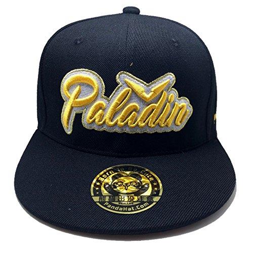 PANDAHAT Paladin Voltron Cursive 3D Puff Embroidery Hat ()