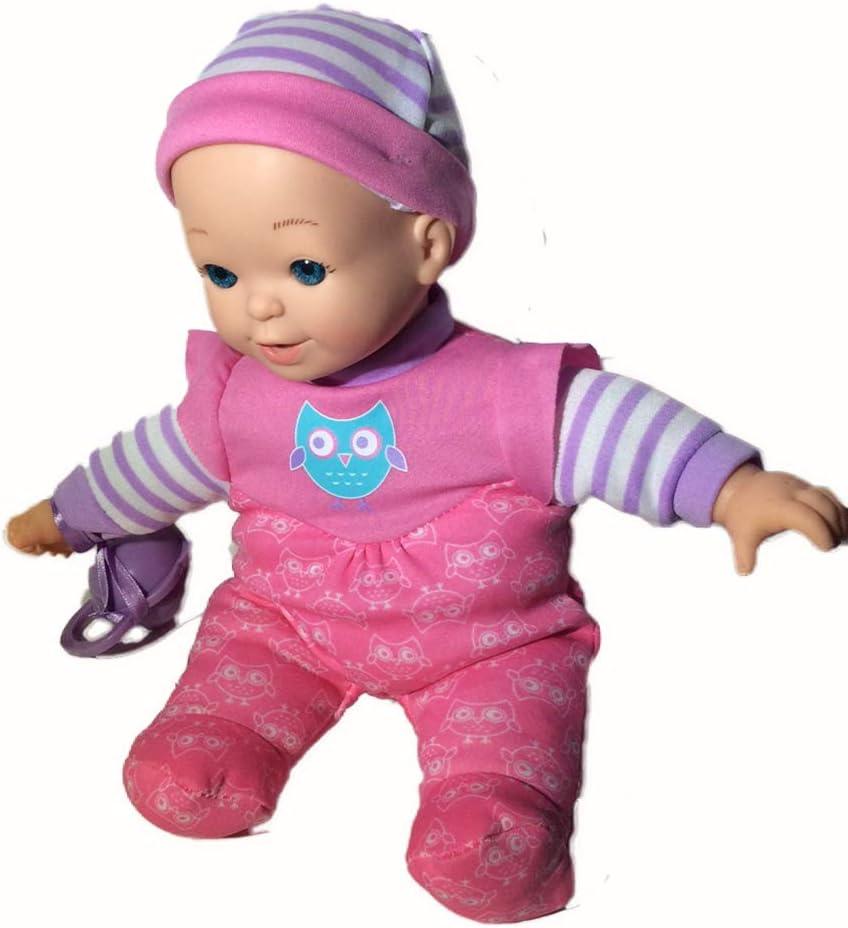 Little Darling Baby Nursery Doll Cuddle me Machine Washable