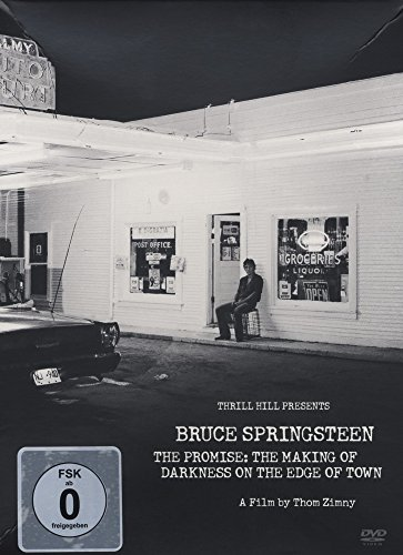 DVD : Bruce Springsteen - Promise: Making of Darkness on the Edge of Town (With T-Shirt)