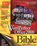 "Wordperfect ""X"" Bible, Stephen Harris, 0764532413"