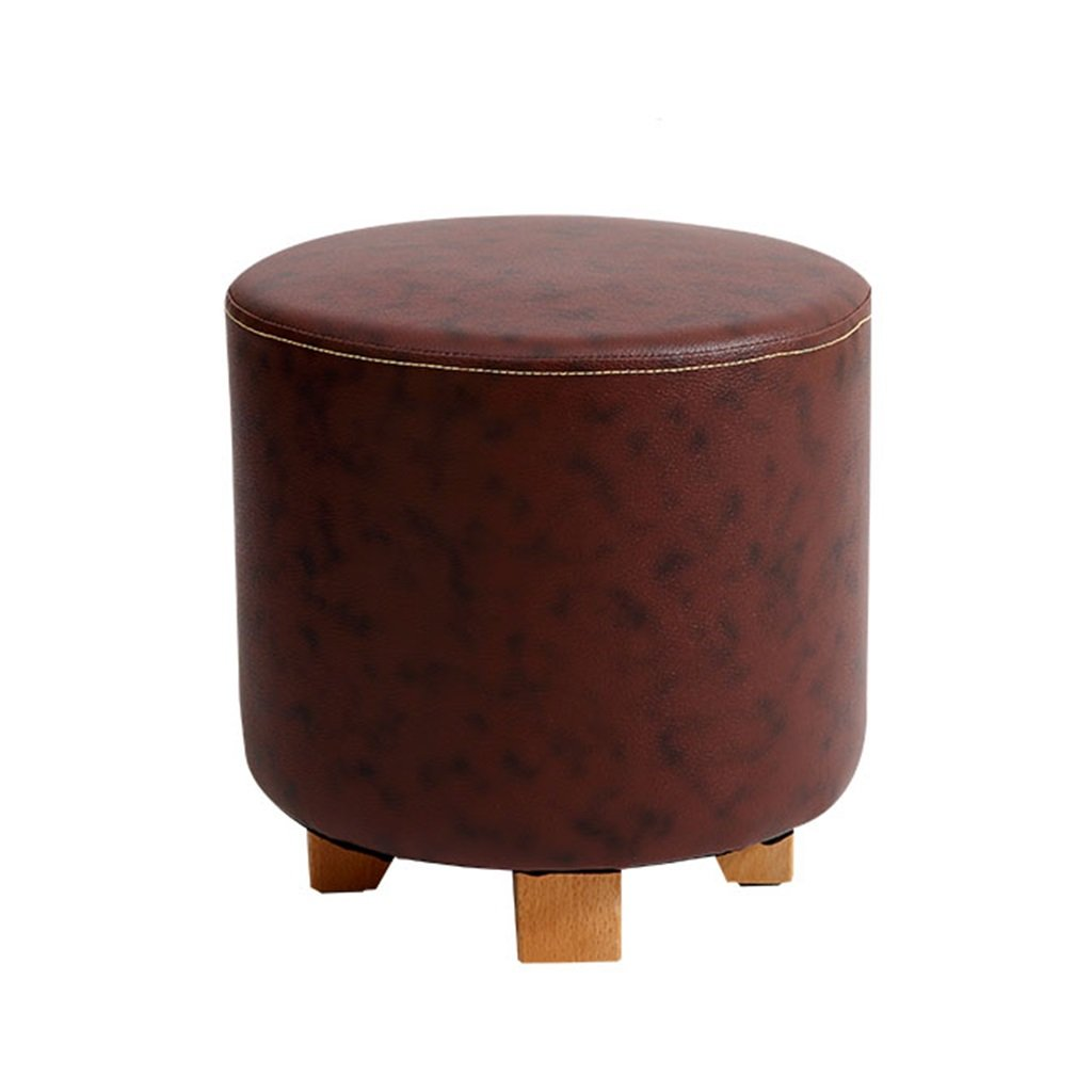 Reposapiés taburete pequeño Madera otomana tapizada cambio de zapatos taburete sala reposapiés reposapiés pequeño asiento reposapiés silla adecuado para sala taburete de estar dormitorio ( color : C ) d3ea27