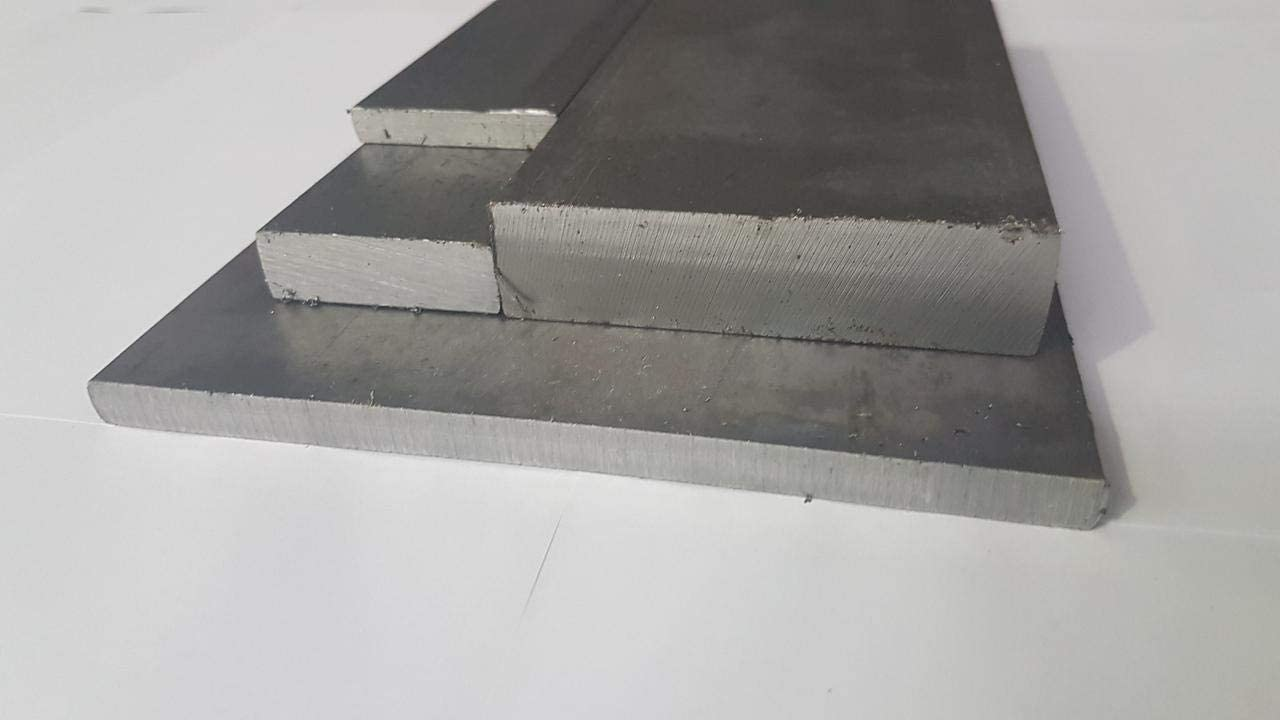 Flachstahl-Flachprofil S235JR EN 10058 15-45mm breiten 500-2000mm L/änge 20x 3mm -1500mm