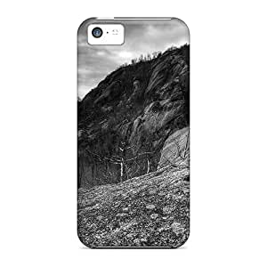 New Arrival Case Specially Design For Iphone 5c (mist On Mountain In Virginia)
