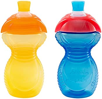 2-Pk. Munchkin Click Lock Bite Proof Sippy Cup