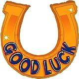 Good Luck Horseshoe Helium Shape