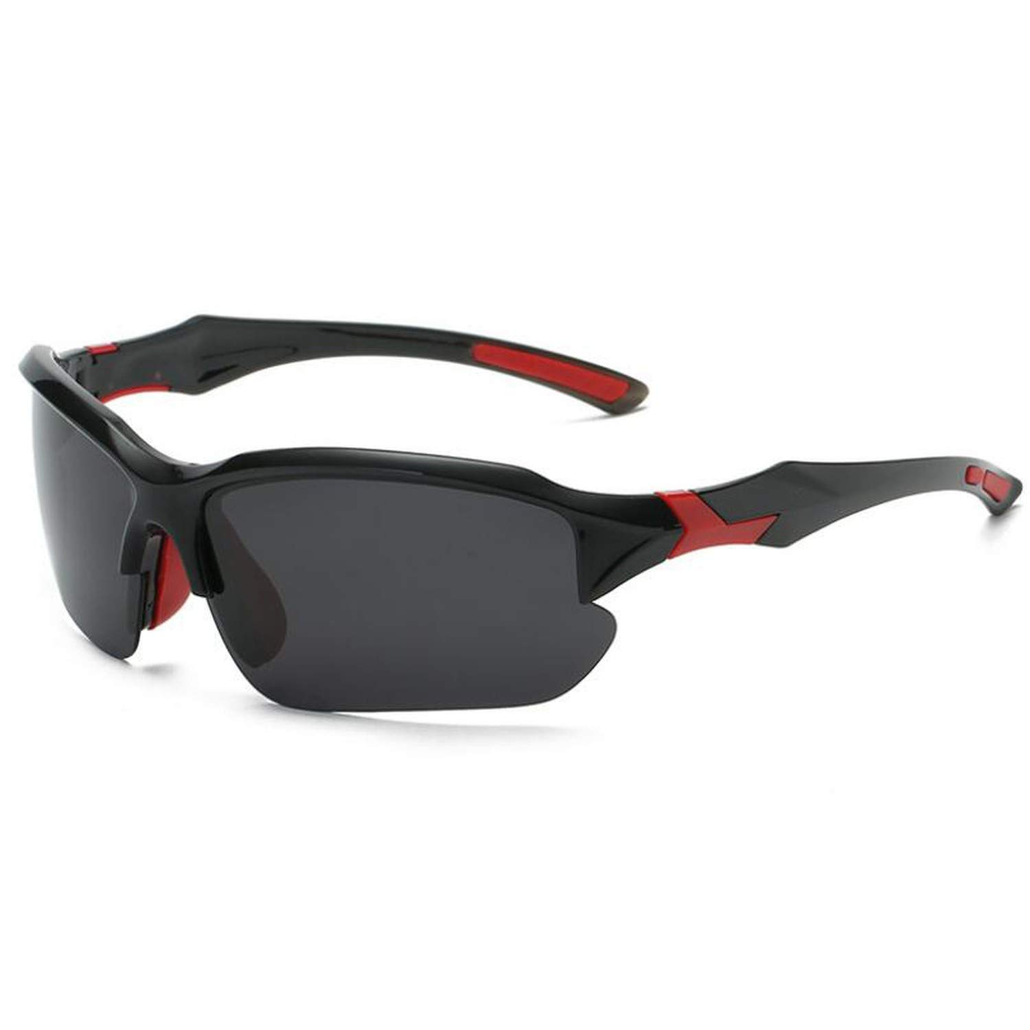 Polarized Sports Sunglasses Mens Outdoor Cycling Bike Glasses Wind-Proof Goggles