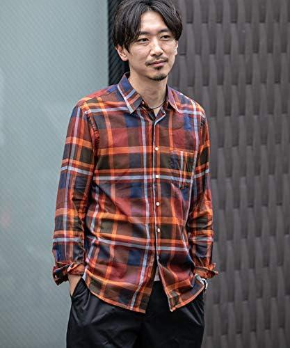 ワイシャツ 【WEB限定】チェックシャツ メンズ RA96-13M012