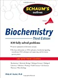 Schaum's Outline of Biochemistry, Philip W. Kuchel, 0071472274