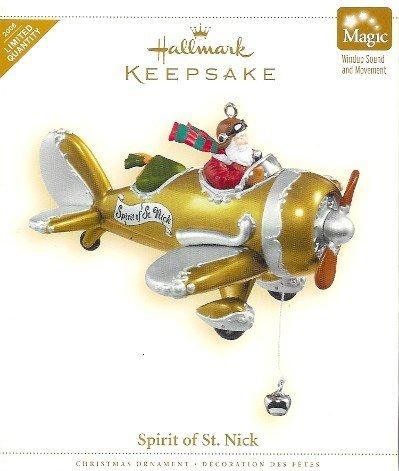 Hallmark Spirit of St. Nick 2006 Keepsake ()