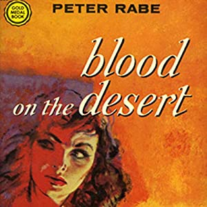 Blood on the Desert Audiobook