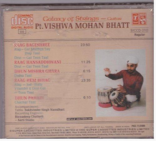 EVER GREEN SERIES OF PT.VISHWA MOHAN BHATT