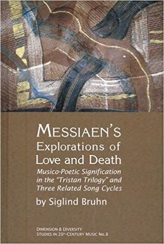 Messiaens Explorations Of Love And Death Musico Poetic