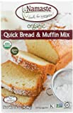 Namaste Foods Quick Bread Muffn Mix, Organic 16.0 OZ (Pack of 12)
