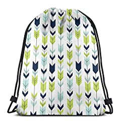 """If You Are Looking For A Durable, Comfortable, And Stylish Gym Bag For Your Active Lifestyle.Then Our Sport Drawstring Gym Bag Would Be An Awesome Choice!Dimensions: 14""""(W) X 16.9""""(H)Fashion Printed Style, A Convenient Choice For Your Every D..."""