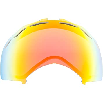 9cdc998ff6 Oakley Splice Ski Goggle Replacement Lens Fire Iridium Polarized ...