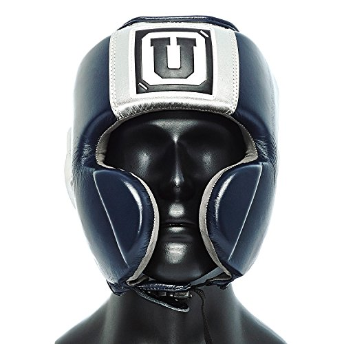 Ultimatum Boxing Gen3Mex Navy Professional Mexican Style Headgear