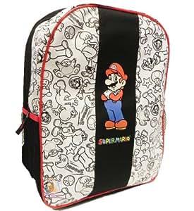 Mochila - Super Mario - Seta Star Luigi Yoshi sapo New 033136: Amazon.es: Juguetes y juegos