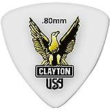 Clayton Acetal Guitar Picks (Select from gauges .38mm - 1.90mm)
