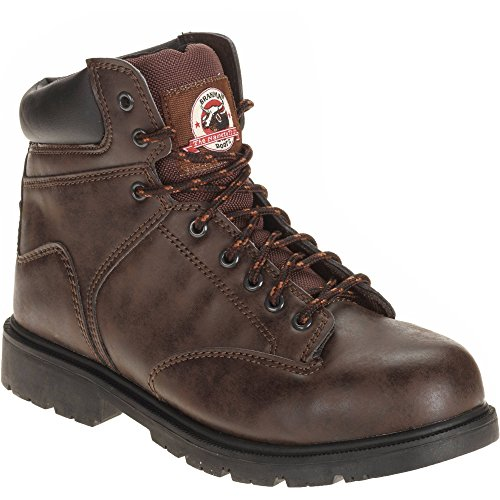 brahma-mens-raid-steel-toe-work-boot-lace-up-oil-slip-resistant-size-10