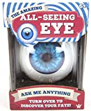 Big Game Toys~All-Seeing EYE Fortune Telling Toy~Classic Ten Answers Eyeball Magic 8 Ball