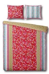 Ropa de cama PIP Studio Bed & Bath Chinese Rose, red