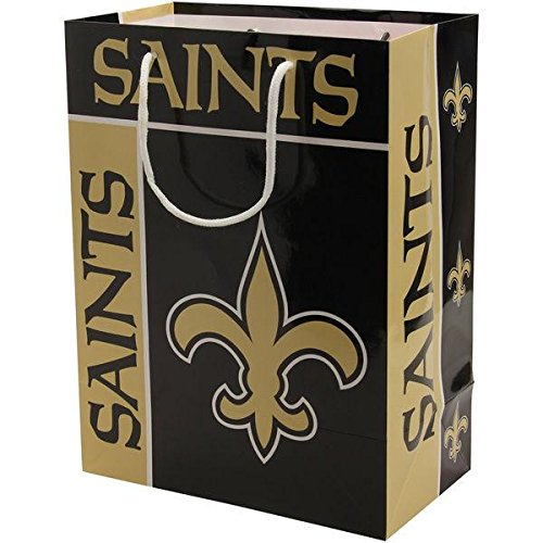 New Orleans Saints 2014 Medium Gift Bag
