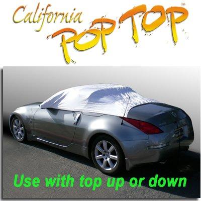 Amazoncom Nissan Z DuPont Tyvek PopTop Sun Shade Interior - Show car cover