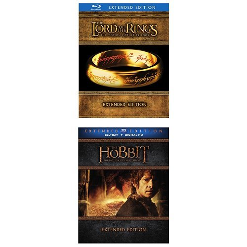 Amazon com: The Lord of the Ring and The Hobbit Trilogy