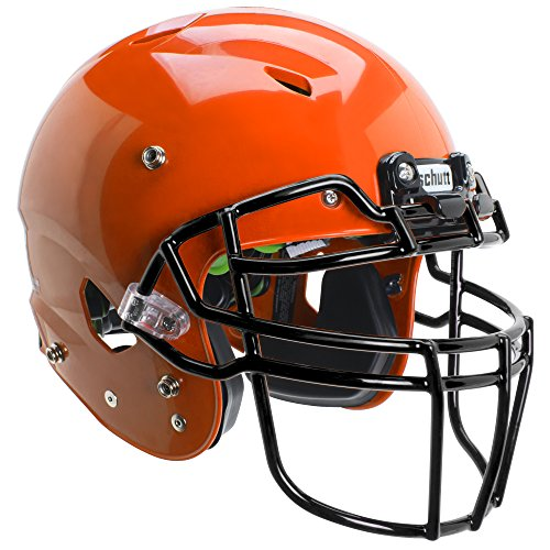 Schutt Sports Vengeance A3+ Youth Football Helmet (Facemask NOT Included), Burnt Orange, Small